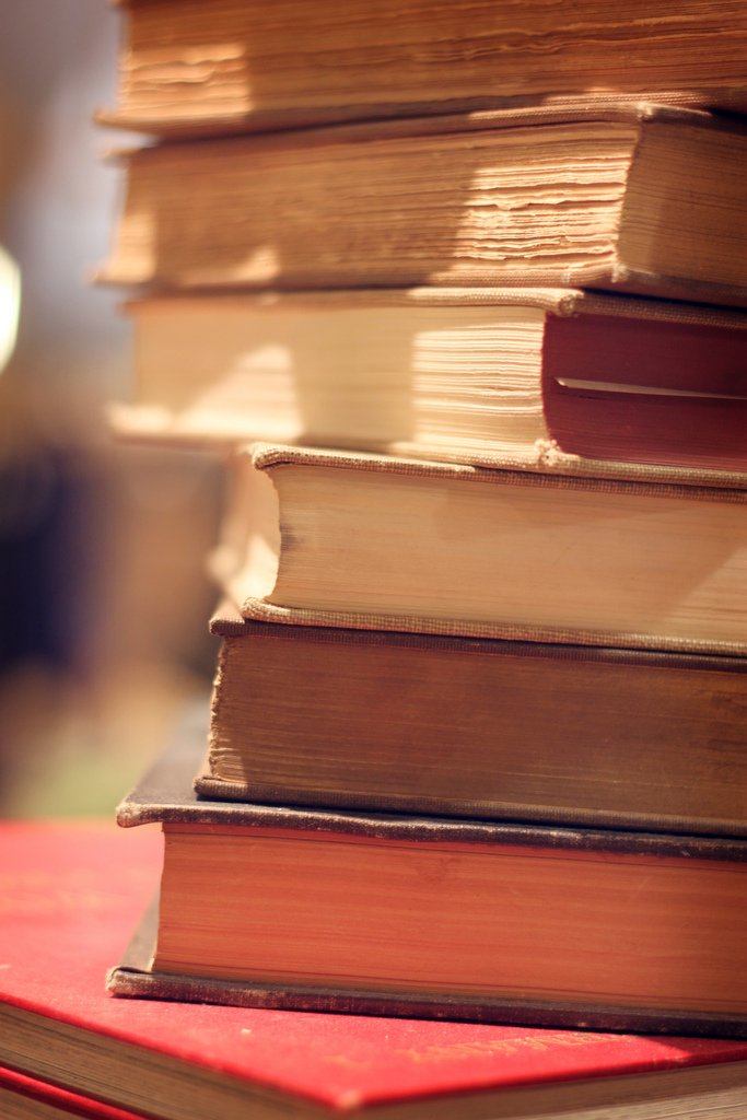 Biblioteca com dica de livros, sites, e outras referências!