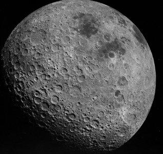 O lado oculto da lua...